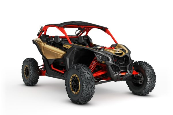 Nuovo Can-Am Maverick X3